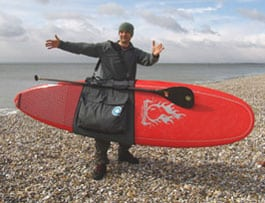 Stand Up Paddle Surfing UK