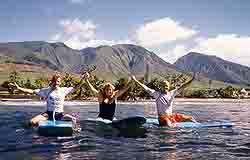 Aloha Surf Clinics