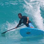 Stand Up Paddle Surfing South Africa - Ivan Van Vuuren