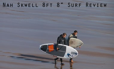 nah skwell surf stand up paddle board
