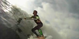 Stand Up Paddle Surfing Arica Chile