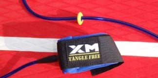 XM tangle free leash