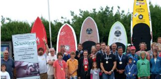 East to West Wittering Paddle Race