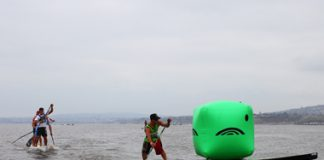 Danny Ching Wins Battle of the Paddle 2011