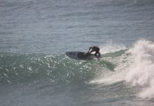 SUP Surfing Morocco