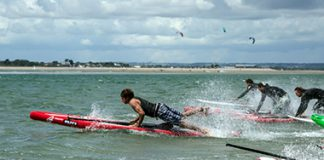 LG wittering paddle race 2012 ro