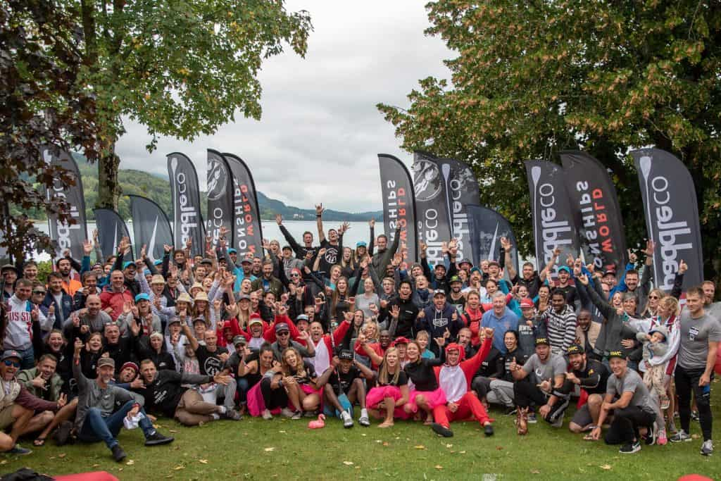 Red Paddle Co Dragon World Championships