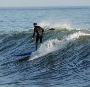 Stand Up Paddle Surfing Gower Event