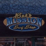 Bob's Mission Surf Shop – the home of SUP in San Diego