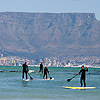 Stand Up Paddle Surfing South Africa