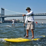 NYC SUP Paddle Gerry Lopez