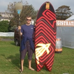 Nah Skwell SUP boards