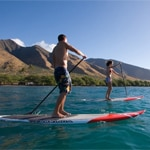 cabrinha stand up paddle boards