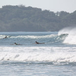 Uli Lopez Inflatable Stand Up Paddle board – Costa Rica