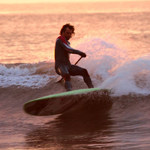 """Chris """"Guts"""" Griffiths joins SurfTech Stand Up Paddle Team"""