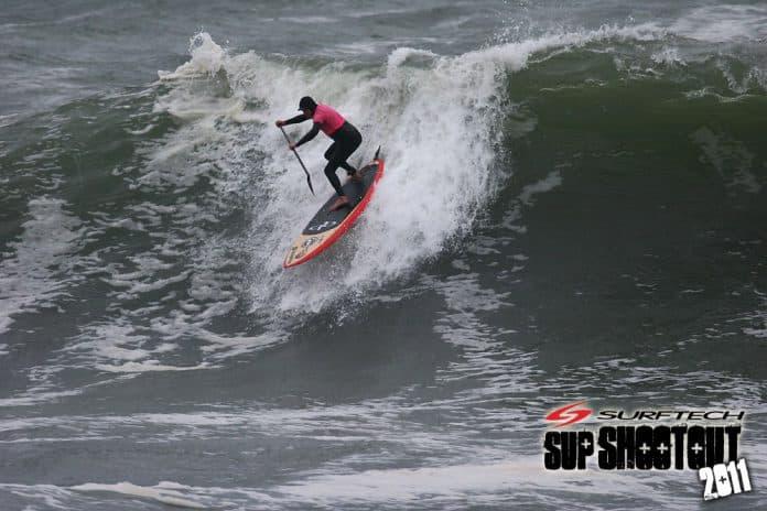 Surftech SHOOTOUT 2011 Peter Trow SUP