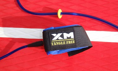 Review of XM Leashes for Stand Up Paddle Surfing