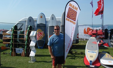 Paddle Round the Pier 2011