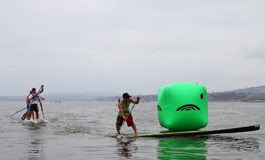 Danny Ching and Candice Appleby are Battle of the Paddle Winners 2011 – Full Results