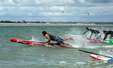 Wittering Charity Paddle Race Results 2012