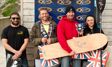 Results for Extreme Academy 2012 BSUPA National Championships – Watergate Bay