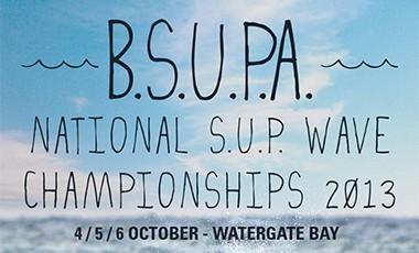 Watergate Bay BSUPA British National Wave Event