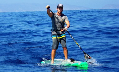 US Channel Islands 220 mile SUP