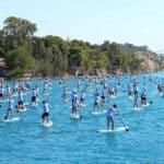 Corinth Canal SUP Race