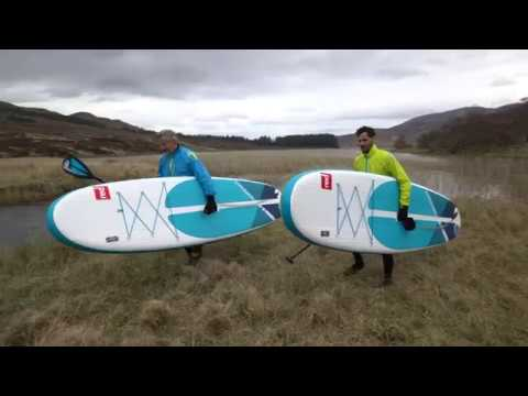 Red Paddle Co launches 9'6″ Compact iSUP