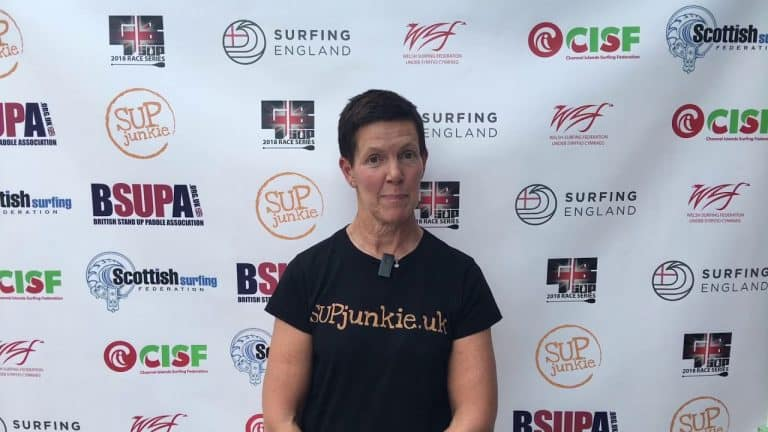 GB SUP and Paddleboard Team 2018 announced.
