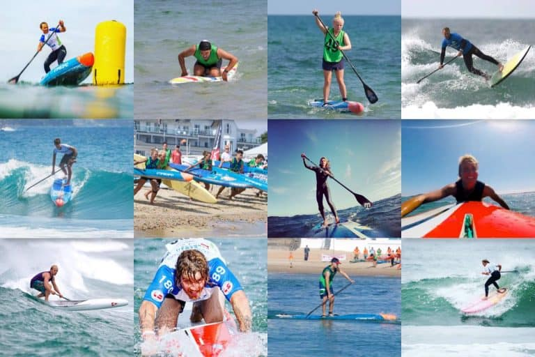 GB SUP and Paddle Board team preparation for China.