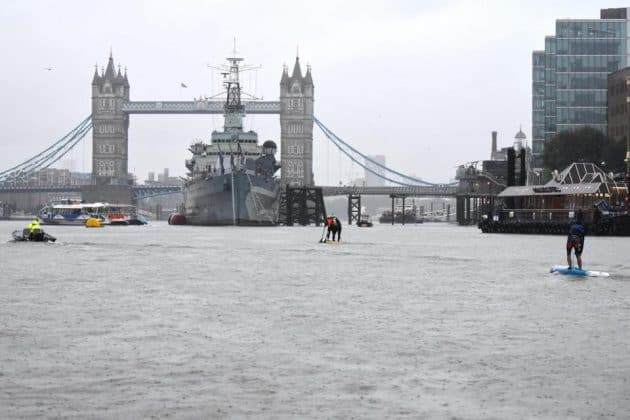 Ben Pye - London Crossing Winner