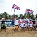 Team GB ISA World Championships 2018
